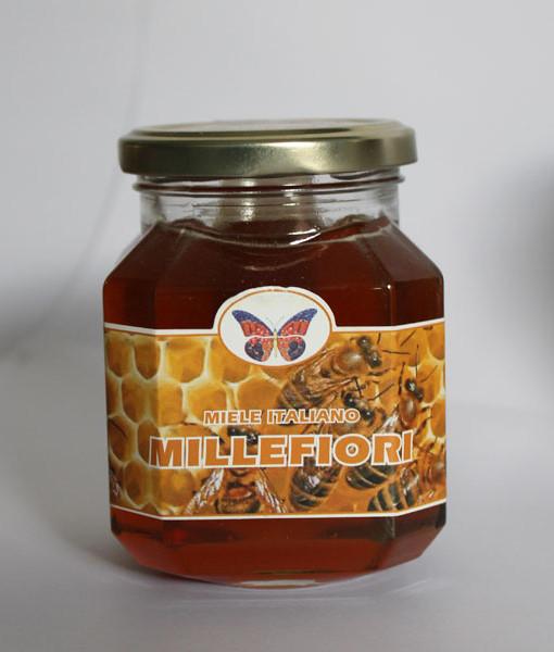 Miele Millefiori - vaso 330 gr